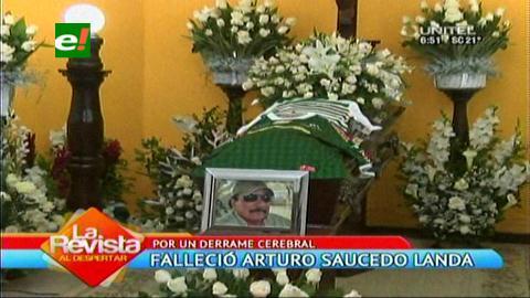 Murió Arturo Saucedo Landa, figura de los 70