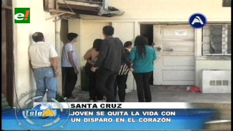 Un joven se suicidó con el arma de su padre