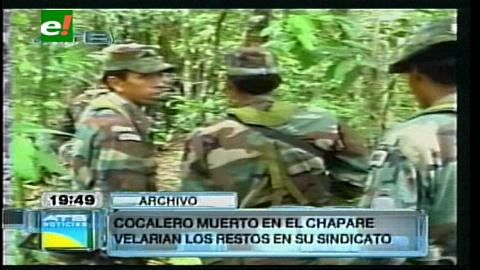 Chapare: Miembro de Umopar mata a comunario y efectivos son tomados como rehenes