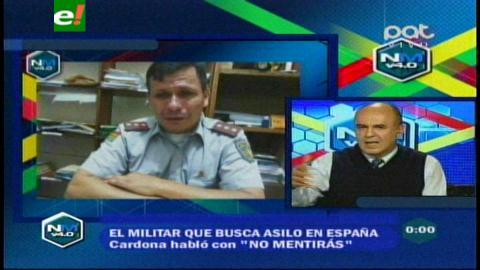 Ferreira: «Es terrible que estando en un litigio ante La Haya, Cardona hable de un narco-estado»