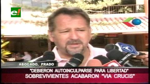 Gary Prado: «Tadic y Tóásó dirán que tuvieron que autoinculparse»