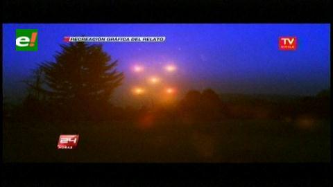 Este es el caso de avistamiento de un OVNI en Chile que no pudo ser explicado