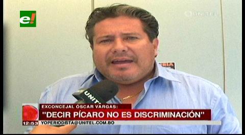 Óscar Vargas justificó su enojo con funcionarios municipales: «Donde los vea, les vuelvo a decir pícaros»