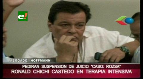 Caso terrorismo: Ronald «Chichi» Castedo en terapia intensiva