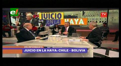 Chile. El Informante analizó los efectos de la resolución de La Haya