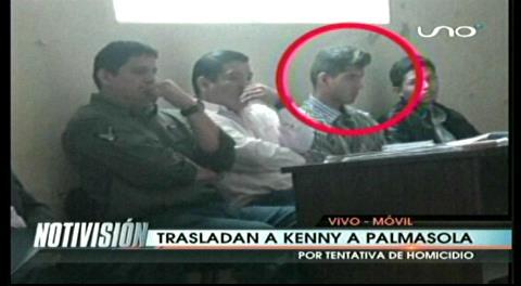 Kenny va a Palmasola con detención preventiva