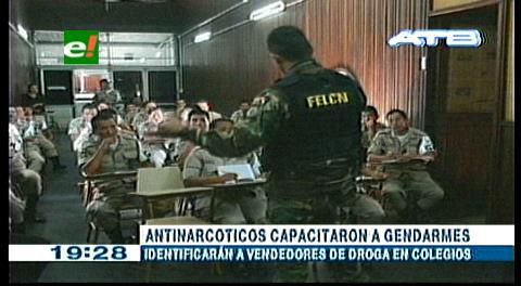 Santa Cruz: Felcn capacitó a gendarmes municipales