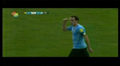 Bolivia 0-2 Uruguay: Diego Godín aumenta el marcador