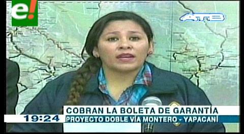 Por incumplimiento de obra: ABC cobra boleta de garantía a empresa mexicana