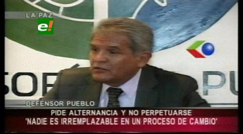 """Rolando Villena: """"Nadie es irremplazable en un proceso de cambio"""""""