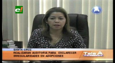 Santa Cruz: Paralizan adopciones en todos los hogares por auditorías