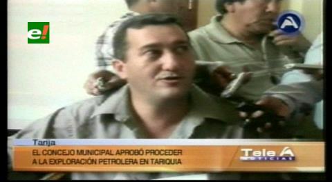 Tarija: Existe la intención de explotar hidrocarburos en Tariquía desde el 2012