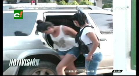 Una mujer dirigía banda de atracadores peligrosos