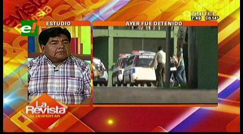 Mañaneros acusan a José Negrete de querer alquilar espacios en la calle Jororí