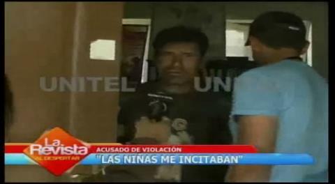 Cochabamba: Aprehendieron a un presunto violador en serie