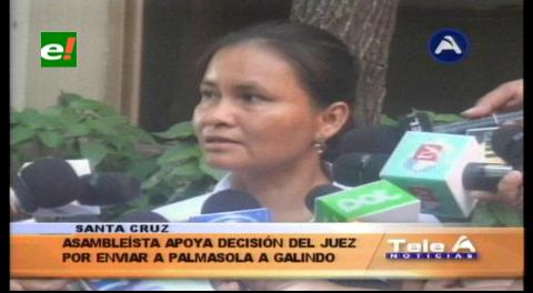 Asambleísta indígena apoya la detención de Ramiro Galindo