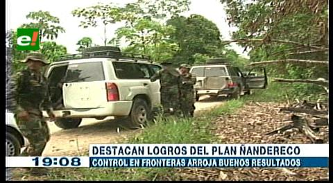 Plan Ñandereko Frontera permitió la destrucción de 41 fábricas de droga