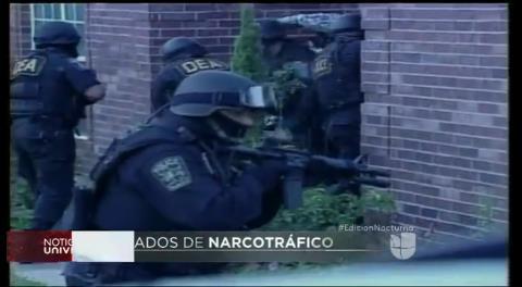Estas fueron las primeras imágenes del arresto del narco-ahijado de Maduro