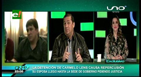 Gobernador Ferrier acusa al diputado Rodrigo Guzmán de robarse recursos de la Gobernación de Beni en consultorías
