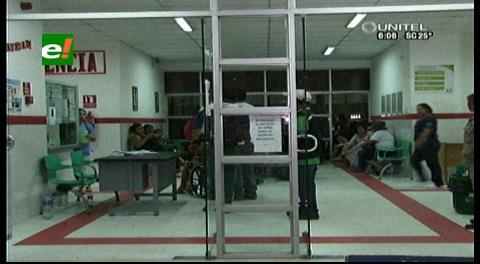 Mujer pierde su bebé tras horas de espera en el Hospital de La Villa Primero de Mayo
