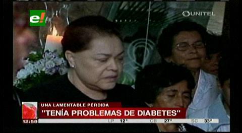 Murió en Santa Cruz Yolanda Prada, viuda del General Hugo Banzer