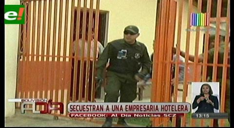 Secuestran a empresaria hotelera en San Vicente