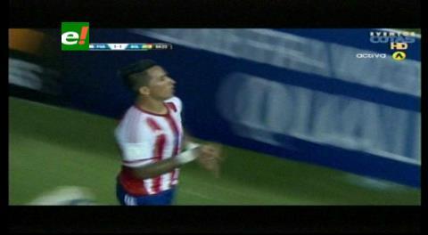 Segundo tiempo: Bolivia pierde parcialmente 2-1 ante Paraguay