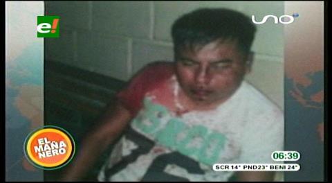 Un subteniente golpea brutalmente a un sargento porque se rehusó a beber con él