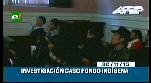 Titulares de TV: Piden la anotación preventiva de los bienes de los imputados por el caso Fondioc