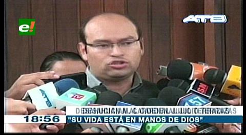 Salud del Cardenal Julio Terrazas decae e ingresa en un estado crítico