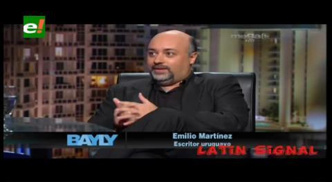 Jaime Bayly entrevista a Emilio Martínez
