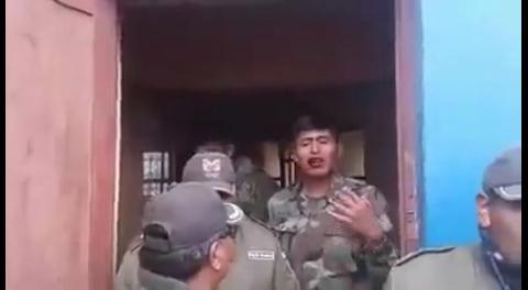 Muerte en bloqueo: Acusan a militares de estar ebrios y éstos denuncian robo