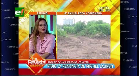 Plantean expropiar terrenos talados y crear un parque ecológico