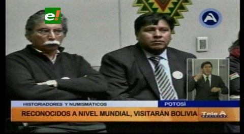 Presentan en La Paz convención numismática