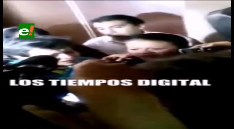 """Familiares de Zapata dicen que a Gabriela """"se la llevaron"""" a los 17 años"""