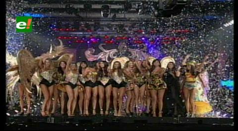 Show de las Magníficas: El pueblo cruceño se rindió a los pies de 40 bellezas