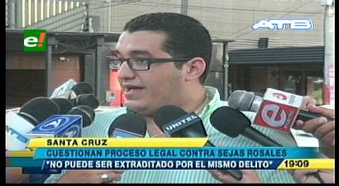 """Caso """"narcocisternas"""". Abogados quieren evitar la extradición de empresario boliviano Sejas"""