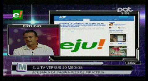¿Qué hay detrás de la arremetida de un grupo de medios contra eju.tv?