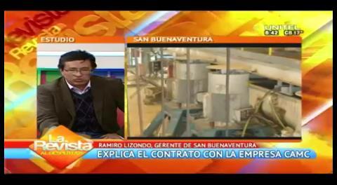 Cubanos avalaron la contratación de la china CAMC para ingenio azucarero de Bolivia