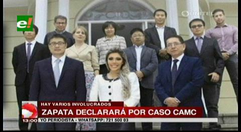 Comisión que investiga tráfico de influencias citará a Zapata