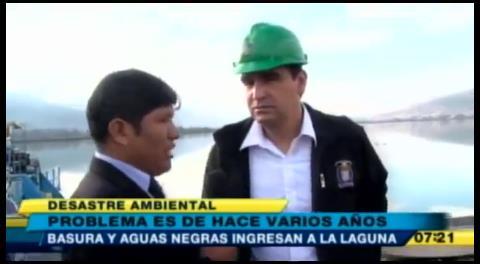 Cochabamba: Alcaldía pide declarar emergencia por la tragedia en la laguna Alalay