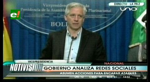 """García Linera: MAS acuerda mantener la unidad y """"remontar"""" resultados del referendo en 2019"""