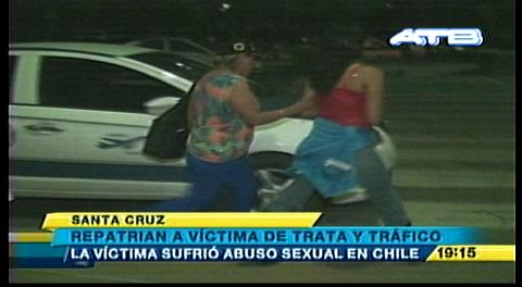 Repatrian a niña boliviana, se investiga trata y tráfico