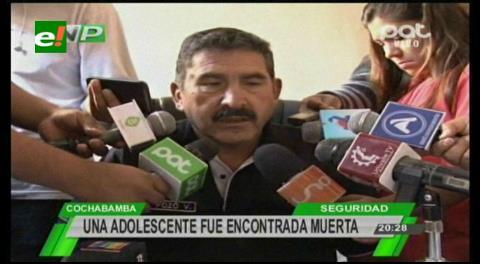 Matan a una adolescente y suman a 7 los feminicidios en Cochabamba