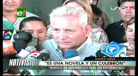 "Rubén califica como la telenovela ""de reyes y princesas"" caso CAMC"