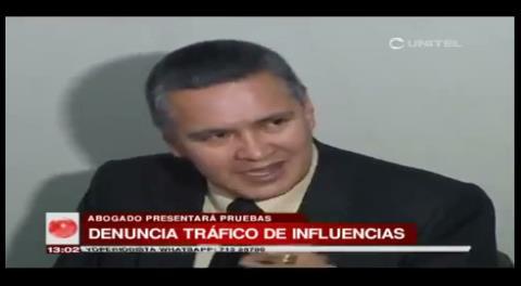 Trafico de influencias/CAMC: todo apunta a Quintana y no dejan a Zapata mostrar las pruebas