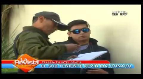 Policía se hizo pasar por periodista para sacar fotos a familia de Zapata