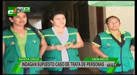 Defensoría y Policía investigan supuesto caso de trata de personas