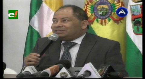 Romero aclara que Evo nunca propuso disponer Toque de Queda para disminuir la inseguridad
