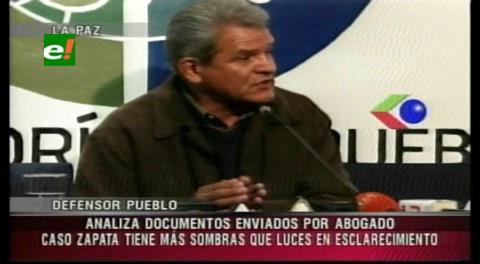 Villena ve politización en caso Zapata